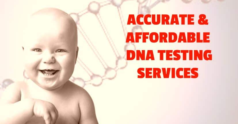 how much does a dna test cost in nJ
