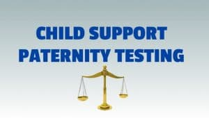child support paternity test