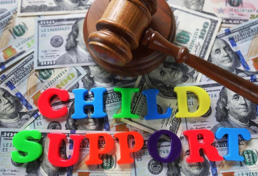 paternity testing for child support